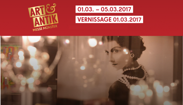ART & ANTIK Messe Münster 2017